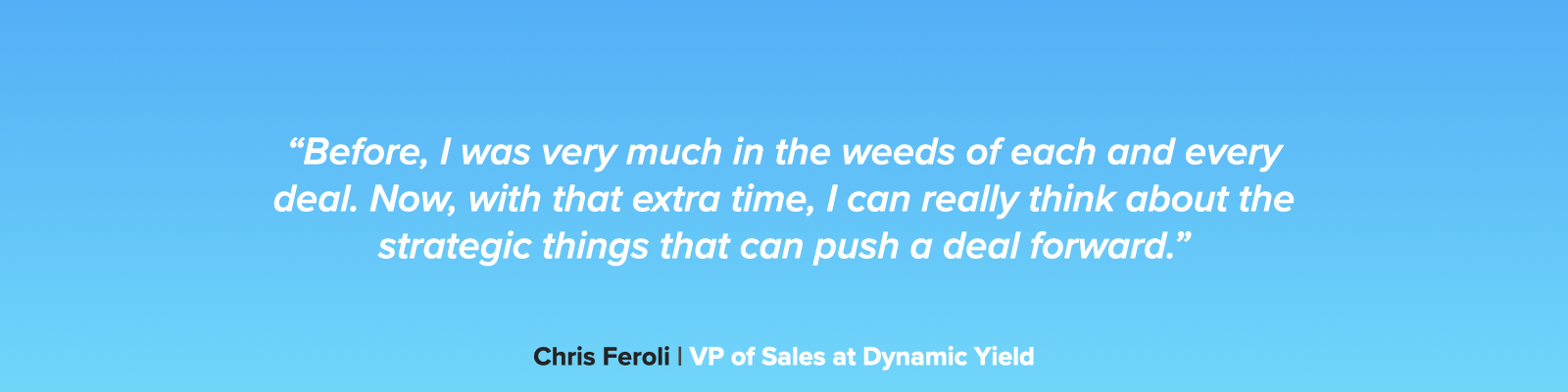 Dynamic Yield Quote #5.001-2
