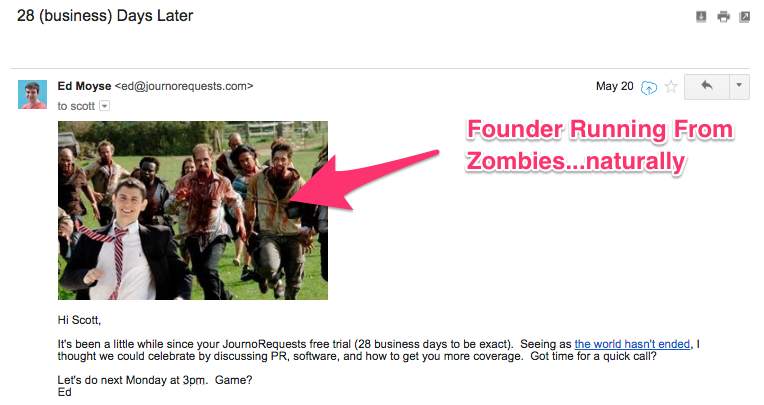 Personalize Emails