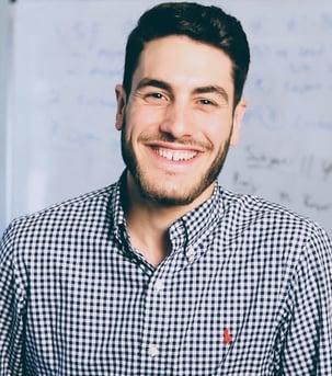 A photo of Ronen Pessar of SecurityScorecard.
