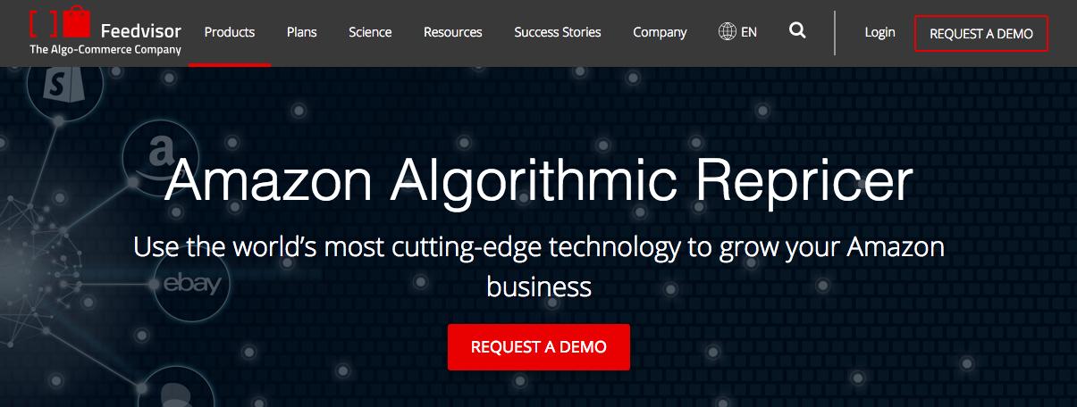 Feedvisor: Amazon Algorithmic Repricer