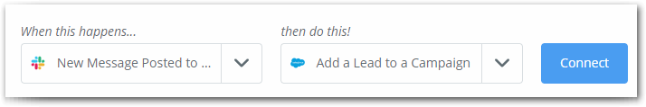 Zapier: When this happens, then do this!