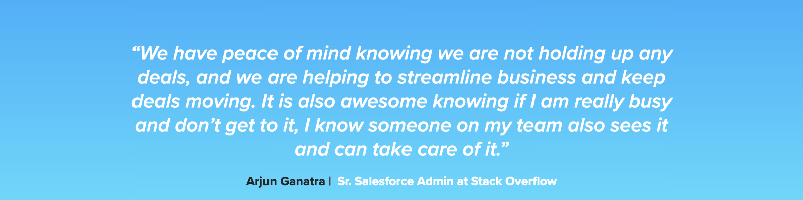 StackOverflow Quote #4.001