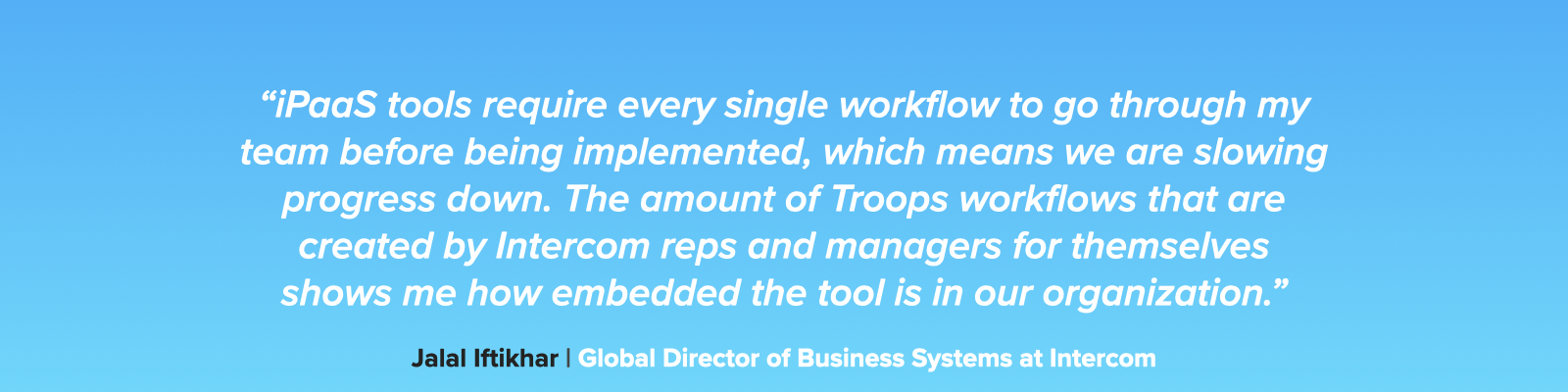 ipaas v. troops quote 3.001