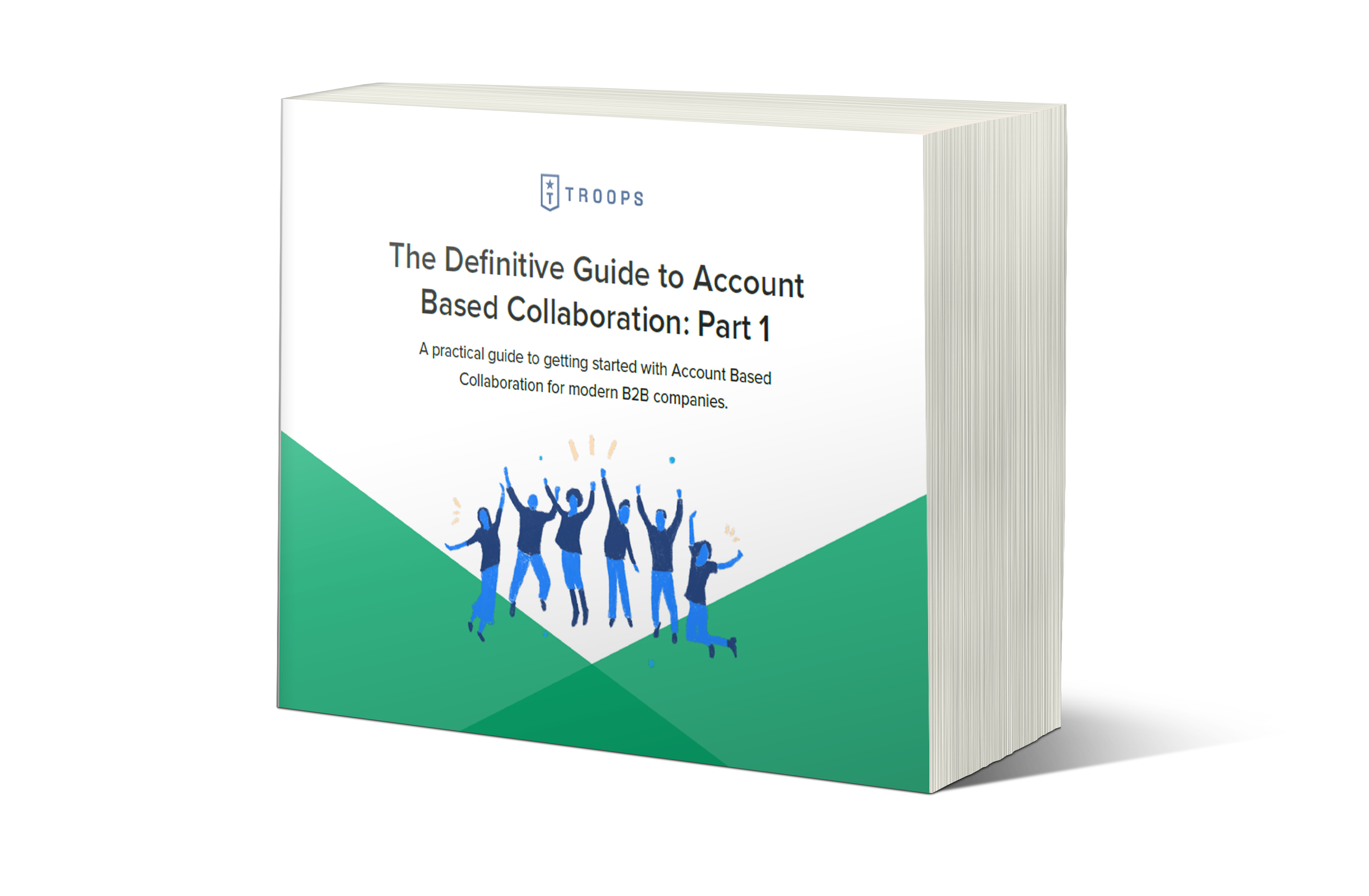 eBook: The Definitive Guide to Account Based Collaboration: Part 1